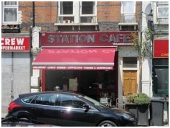Station Café (Staplehurst Road – London)