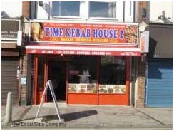 Time Kebab House 2 (Mottingham Road – London)