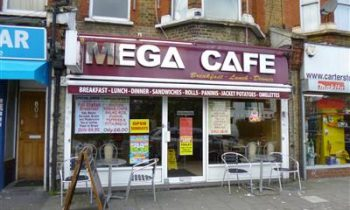 Cafe for SALE!!