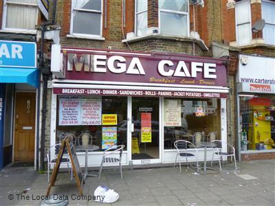 Mega Cafe Elmersend